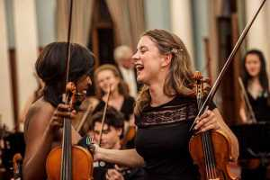 South African National Youth Orchestra applications