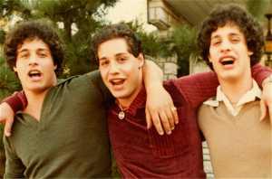 Three Identical Strangers on Showmax