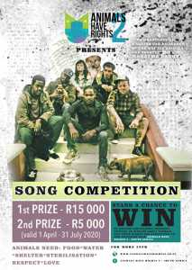 Animals Have Rights 2 song competition