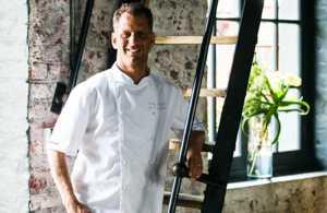 Chef Luke Dale Roberts hampers