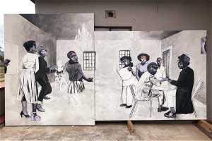 Art at Stevenson: Online treats