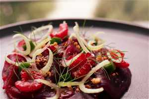 Salt-baked Beetroot recipe