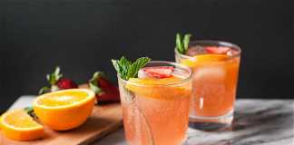 Mocktail recipes for lockdown