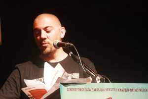 Poet Raphael d'Abdon