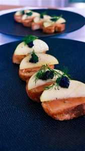French recipes from SA celebrity chefs