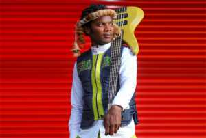 Bassist Talent Mzukulu Mbatha