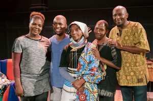 Sindiwe Magona's Kwathi ke Kaloku/Once Upon a Time
