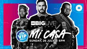 Check out the Mi Casa Big Live concert on JOOX