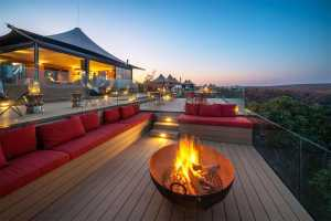 Lepogo Lodges luxury Noka Camp in South Africa in the Lapalala Wilderness Reserve