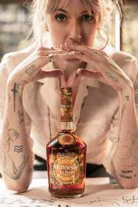 Hennessy VS Limited Edition by Faith XLVII