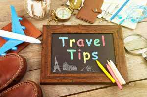 Top tips for business travel