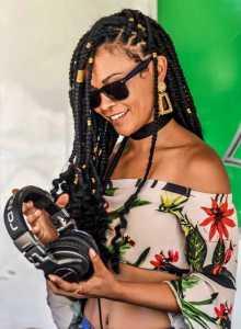 DJ Celeste Mitchell