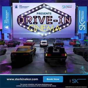 SK Drive-In tickets