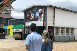GoDriveIn Movie & Roadhouse