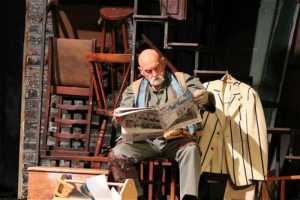 This Moment at the Masque: Review