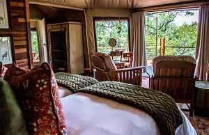 Nkomazi luxury tents at Nkomazi Private Game Reserve