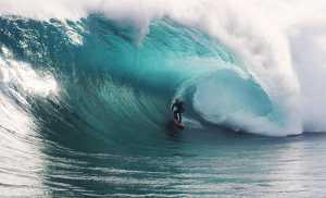 Russ Stern. Picture: Talon Clamow. Wavescape Surf & Ocean Festival 2020