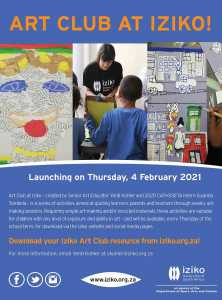 Kids Art Club at Iziko