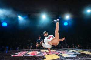 2021 Red Bull BC One competition