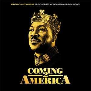 Coming 2 America Rhythms of Zamunda tracklisting