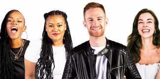The 5FM Breakfast Team led by presenter Dan Corder