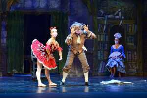 Coppelia review. Picture: Joan Ward
