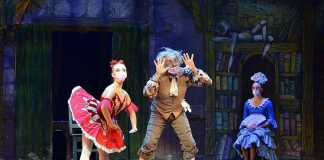 Coppelia review Picture: Joan Ward