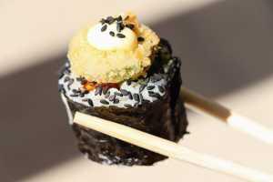 Plushi plant based sushi delivery