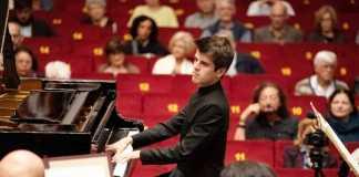 Pianist Gerhard Joubert: Interview