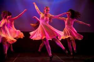 Photograph: A LAMTA dance production