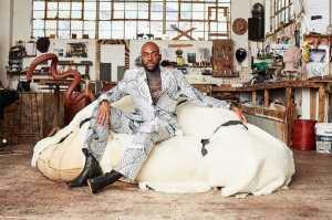 Rich Mnisi Nyoka exhibition