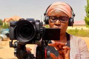 Zinder wins award for African women in film
