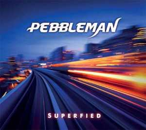 Pebbleman Superfied CD