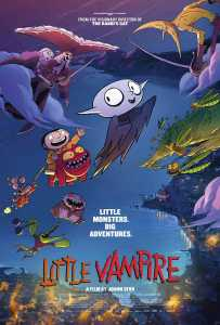 Little Vampire will be screened as part of the Cape Town International Animation Festival Cape Town 2021