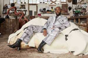 Rich Mnisi. Picture: Ricardo Simal and Southern Guild