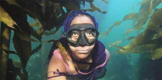 Zandile Ndhlovu A World Imagined Black Mermaid